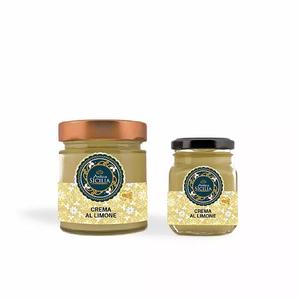 Crema di limone - Antica Sicilia