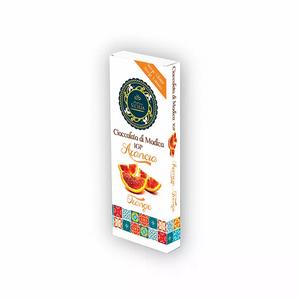 Cioccolata di Modica IGP arancia- Antica Sicilia