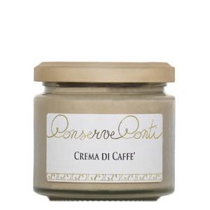 Crema di caffè - Conserva Conti