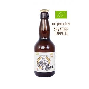 Birra Artigianale La Bionda BIO - Agricola del Sole