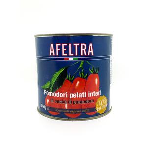 Pomodori pelati interi - Afeltra