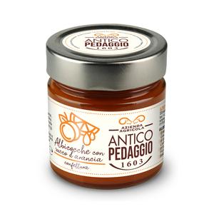 Confettura di albicocche con succo di arancia - Antico Pedaggio