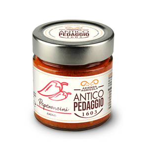 Crema di peperoncini - Antico Pedaggio