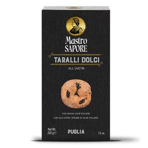 Tarallini dolci Uvetta - Mastro Sapore