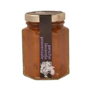 Conserva dolce di Pesche e Lavanda Provenzale  - le Tamerici
