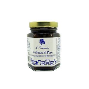 Vellutata di Pere con Aceto Balsamico di Modena IGP - le Tamerici