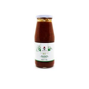 Sugo BIO al basilico - Agricola del Sole