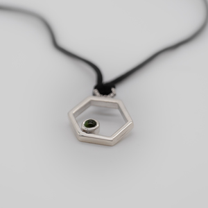 COLLIER IN ARGENTO