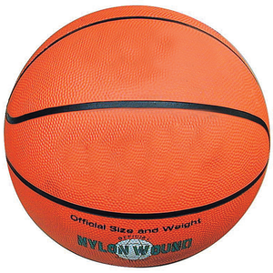 Pallone in gomma da basket