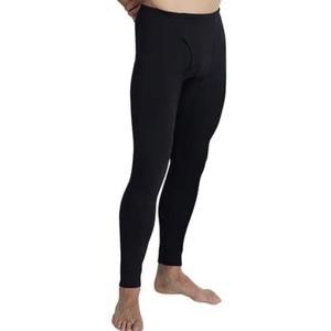 Pantalone termico uomo felpato
