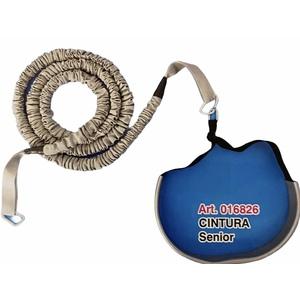 Cintura senior da agganciare a elastico boa