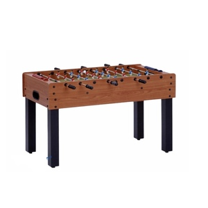 Tavolo da calcetto in legno