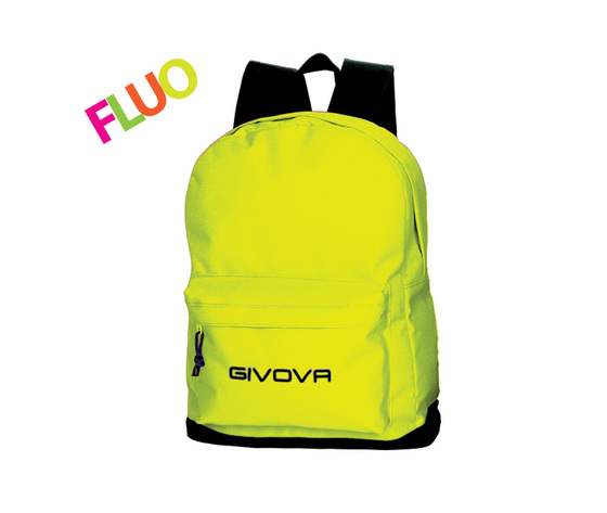 Scuola giallo fluo
