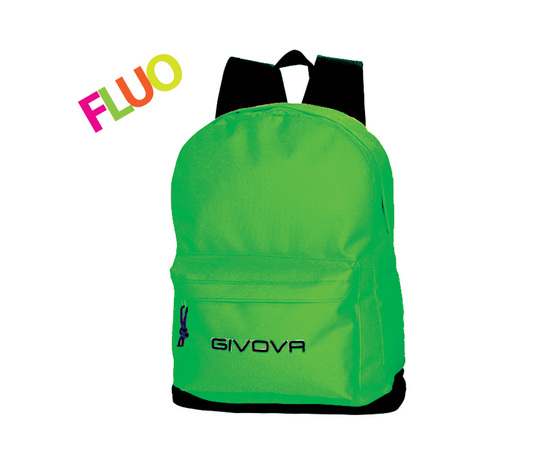 Scuola verde fluo