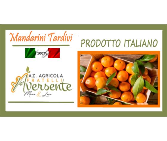 Mandarini tardivi fb