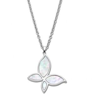 Lotus Style collana donna gioielli Lotus Style Bliss FARFALLA con MADREPERLA LS1794-1-1