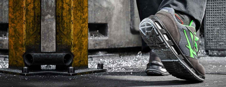 Scarpe antinfortunistiche calzature da lavoro upower leggere e comode