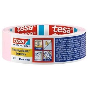 Nastro Carta Tesa Rosa Precision Mask mis. 25x50