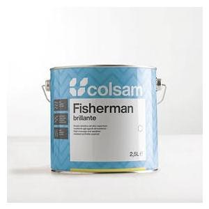 Smalto Fisherman Brillante Ral1023 Sammarinese