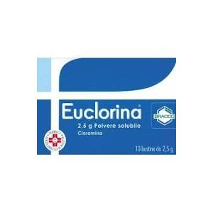 Euclorina Polvere Solubile 10 bustine