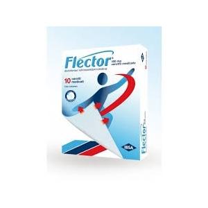 FLECTOR cerotto medicato 10 pezzi