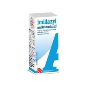 Imidazyl Antistaminico Collirio 10 ml