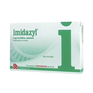 Imidazyl Collirio 10 Flaconcini Monodose 1mg/ml