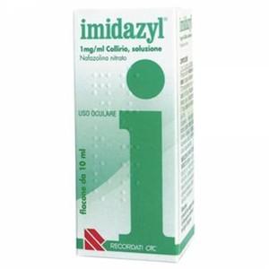 Imidazyl Collirio 10ml 0,1%
