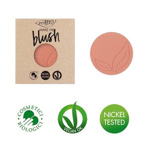puroBio Cosmetics Blush n.02 Rosa Corallo Matte refill