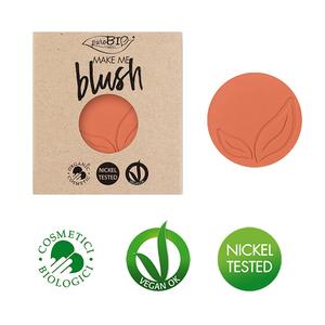 puroBio Cosmetics Blush n.04 Mattone Opaco refill