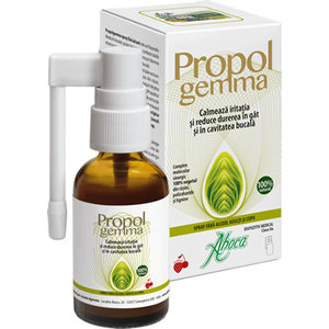 PROPOLGEMMA Spray No Alcool Adulti e Bambini 30 ml