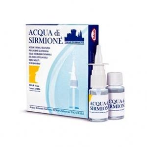 Acqua di Sirmione 6 flaconcini  + Erogatore Nebulizzante multiuso