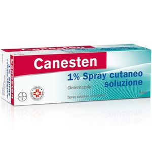 CANESTEN Spray Cutaneo 1%