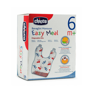 Chicco Bavaglini monouso Easy Meal