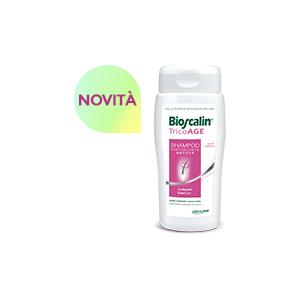 Bioscalin TricoAGE - shampoo rinforzante antietà