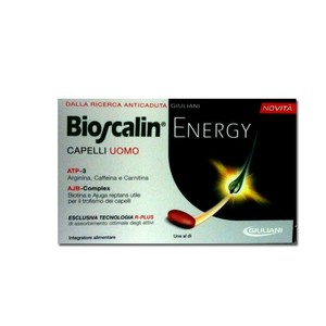 Bioscalin Energy compresse