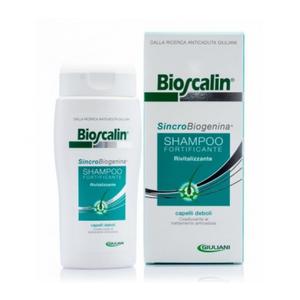 Bioscalin - shampoo fortificante rivitalizzante con SincroBiogenina