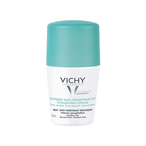 Vichy - deodorante roll-on regolatore anti-traspirante 48h
