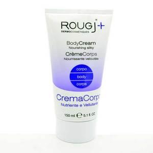 rougj dermocosmétiques - crema corpo nutriente e vellutante