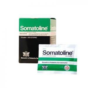 Somatoline - emulsione cutanea anticellulite in bustine
