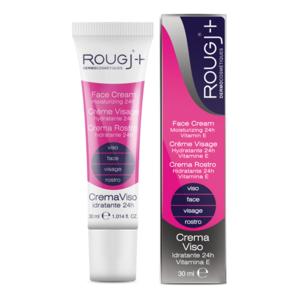 rougj dermocosmétiques - crema viso idratante 24h