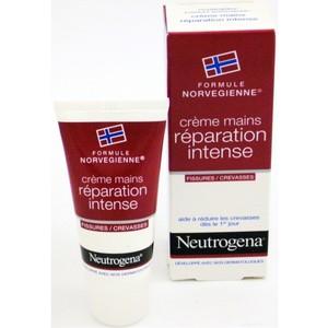 Neutrogena - crema mani Reparation Intense