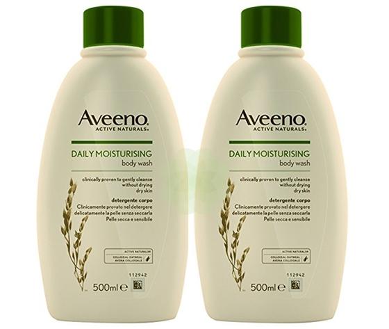 aveeno - bagno doccia daily moisturising
