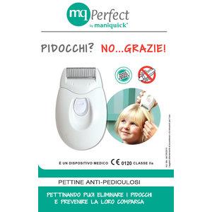 Mq Perfect - pettine anti pediculosi