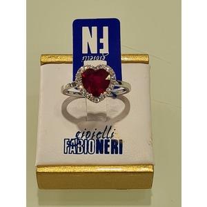 anello rubino