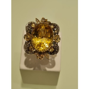 anello oro antico