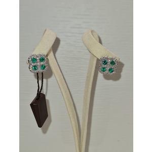 orecchini diamanti e pietre preziose