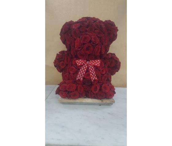 Teddy con red naomi 60cm. 350%e2%82%ac   ma033
