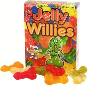 CARAMELLE JELLY PENNIS