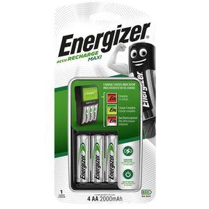 CARICABATTERIE ENERGIZER AA + 4 BATTERIE INCLUSE